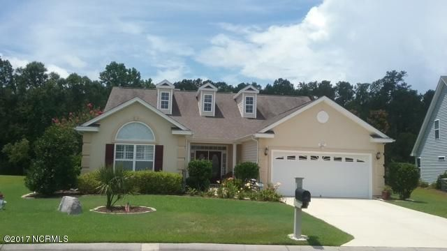 827 Corn Planters Circle, Carolina Shores, NC 28467