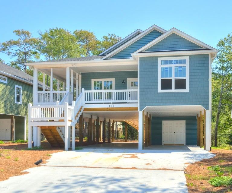 206 W Oak Island Drive Oak Island, NC 28465