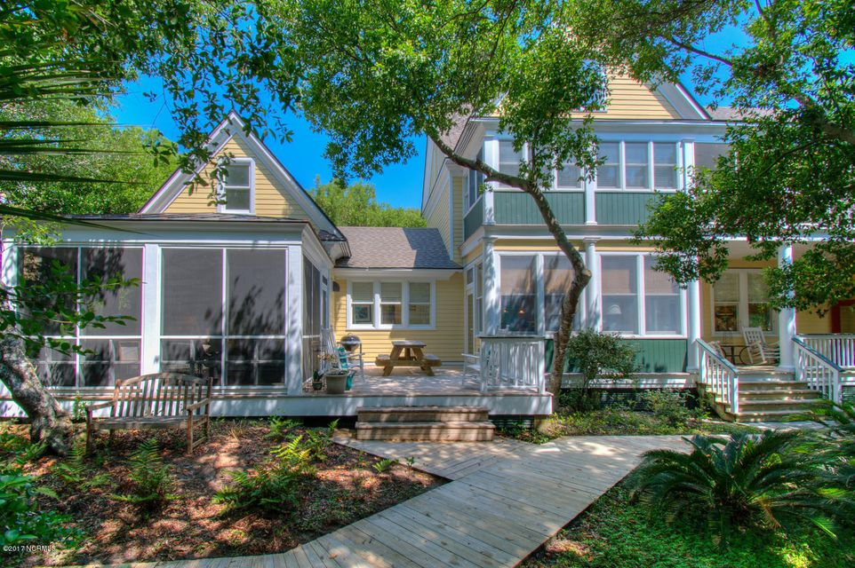 614  Ocracoke   Way, Bald Head Island, North Carolina