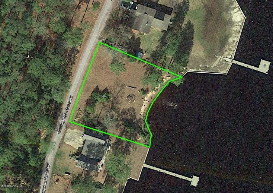 8,9 & 10 Matchapungo Shores Road,Belhaven,North Carolina,Residential land,Matchapungo Shores,100074562