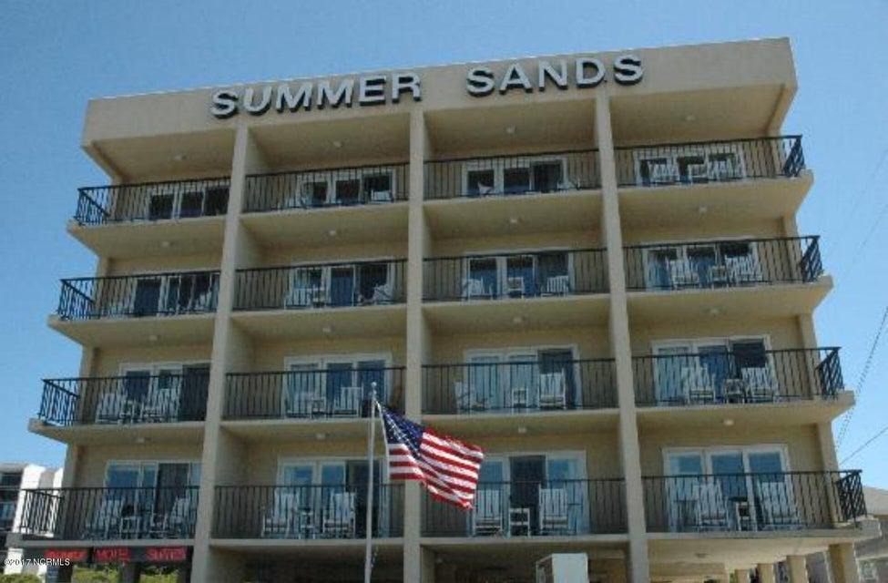 Summer Sands Condominiums Wrightsville Beach