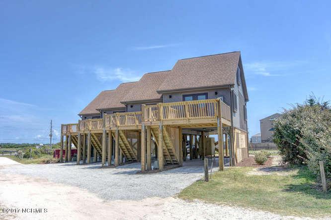 Lot # 9 Topsail Villas, North Topsail Beach, NC 28460