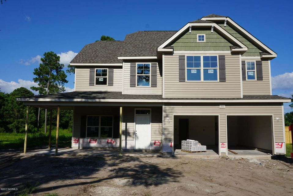 311 Red Cedar Drive Lot 50, Sneads Ferry, NC 28460