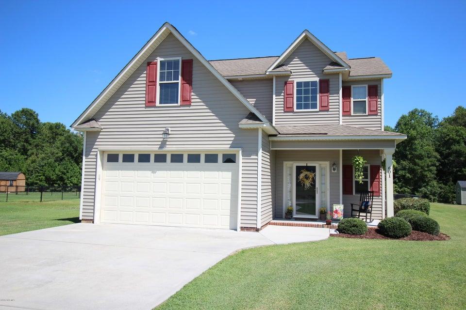 601 Cottonport Drive, Grimesland, NC 27837