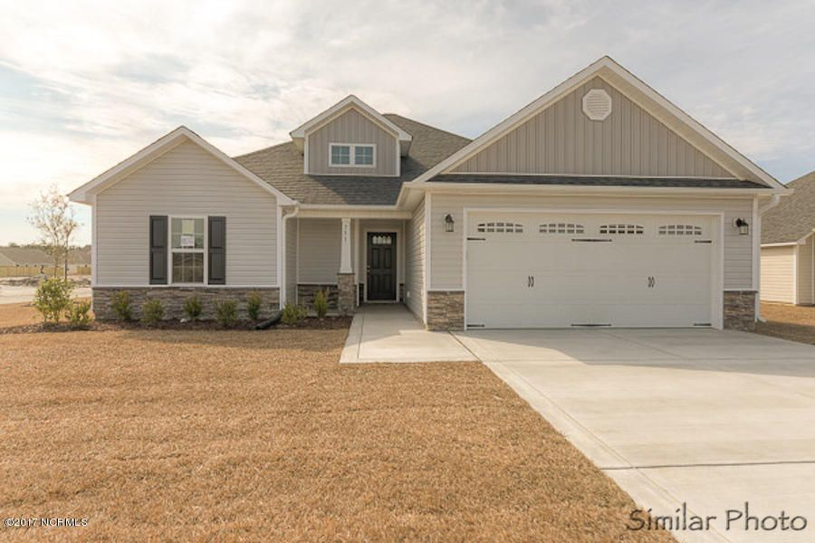 307 Old Snap Dragon Court, Jacksonville, NC 28546