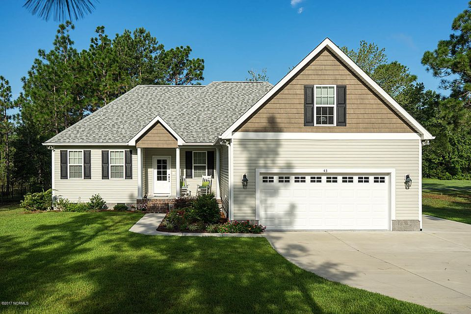 43  Graham Circle Southport, NC 28461