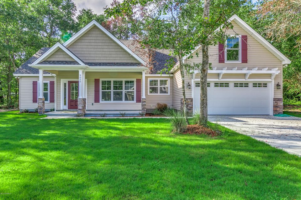 9055  Oak Ridge Plantation Drive Calabash, NC 28467
