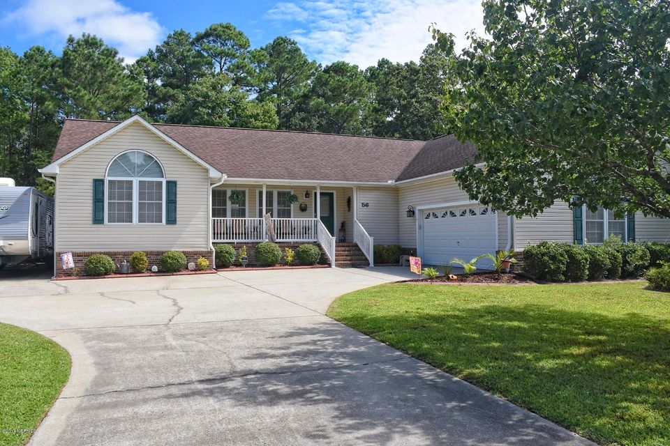 56  Country Club Drive Shallotte, NC 28470