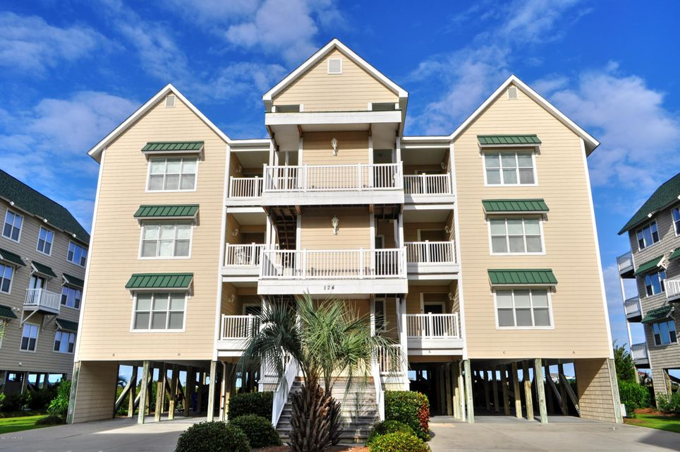 Islander Resort Ocean Isle Beach