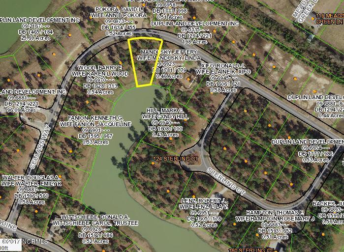 148 Cellars Way,Wallace,North Carolina,Residential land,Cellars,100082606