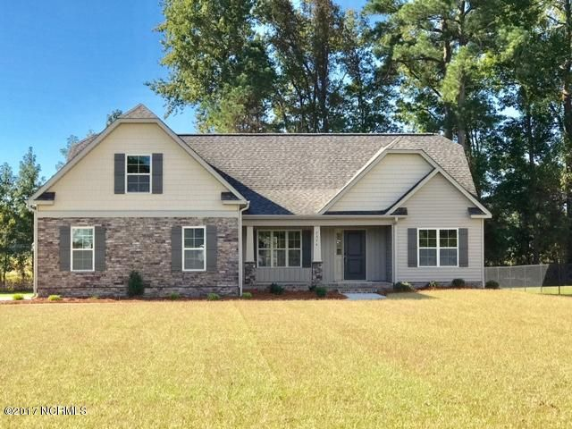 Property for sale at 2374 Plumosa Drive, Grimesland,  NC 27837
