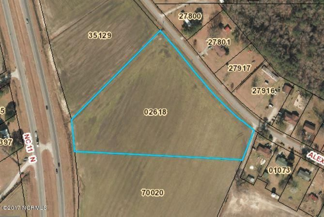 Property for sale at 0 Nc Highway 11, Bethel,  NC 27812