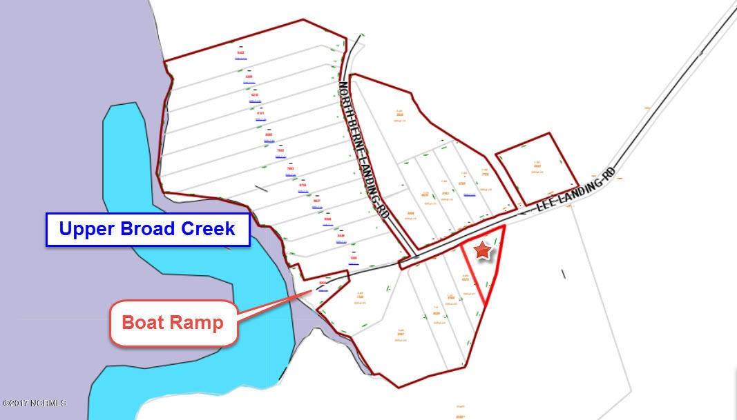 3185 Lee Landing Road,New Bern,North Carolina,Residential land,Lee Landing,100086436