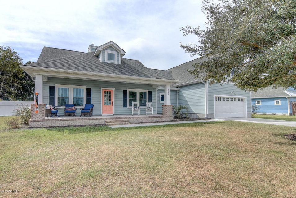 Property for sale at 6093 Turtlewood Drive, Southport,  NC 28461