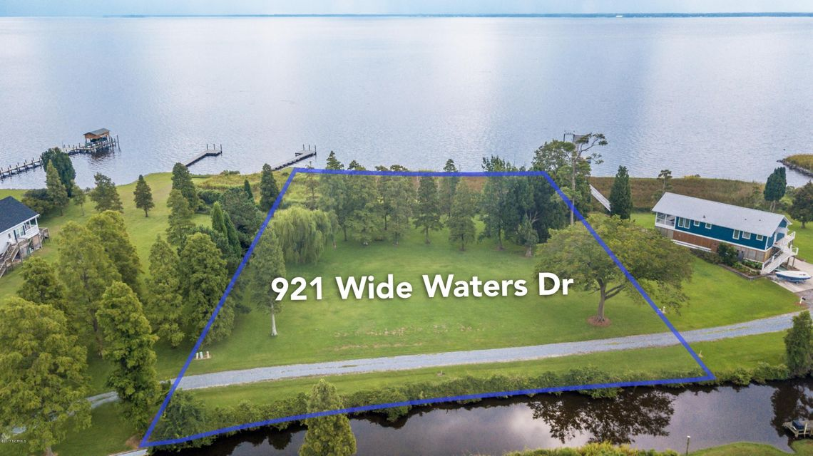 Property for sale at 921 Wide Waters Drive, Bath,  NC 27808