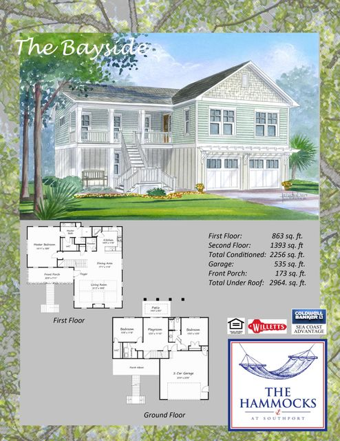 967  Softwind Way Southport, NC 28461