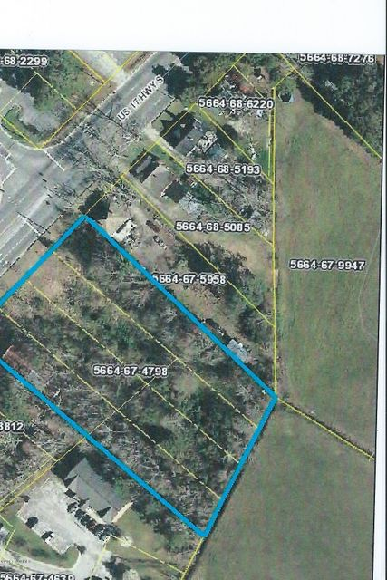 Property for sale at 0 S U S 17 Highway, Chocowinity,  NC 27817