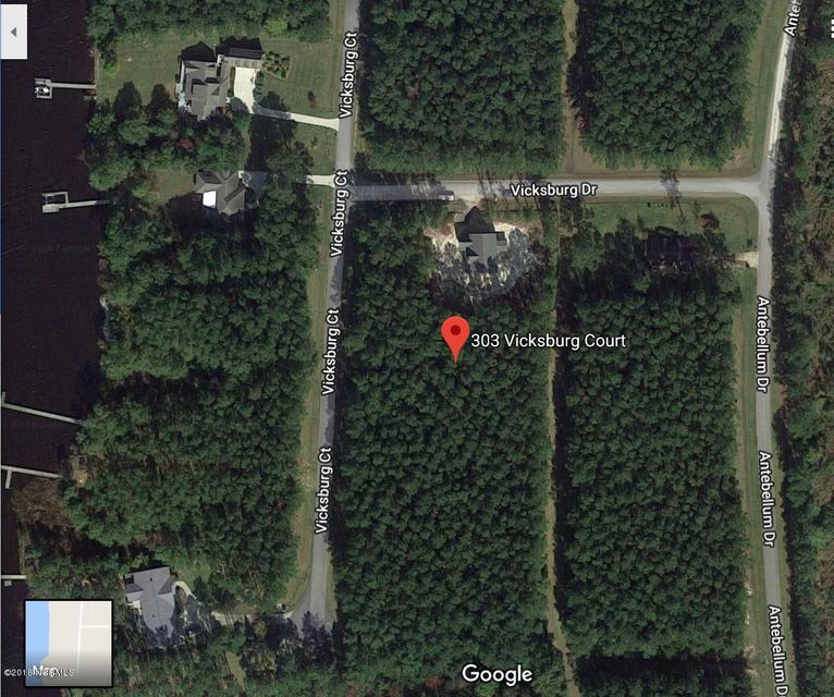 303 Vicksburg Court,Havelock,North Carolina,Residential land,Vicksburg,100101840