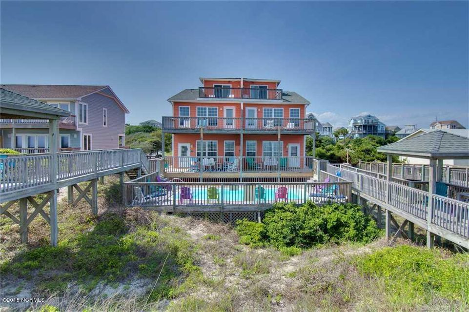 Property for sale at 4407 Ocean Drive, Emerald Isle,  NC 28594