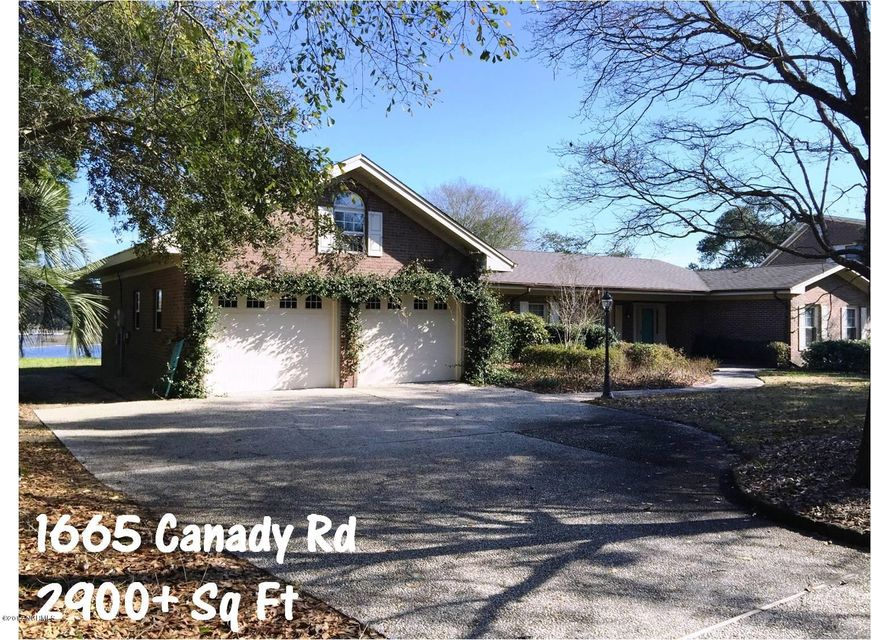 Property for sale at 1665 Canaday Drive, Wilmington,  NC 28411