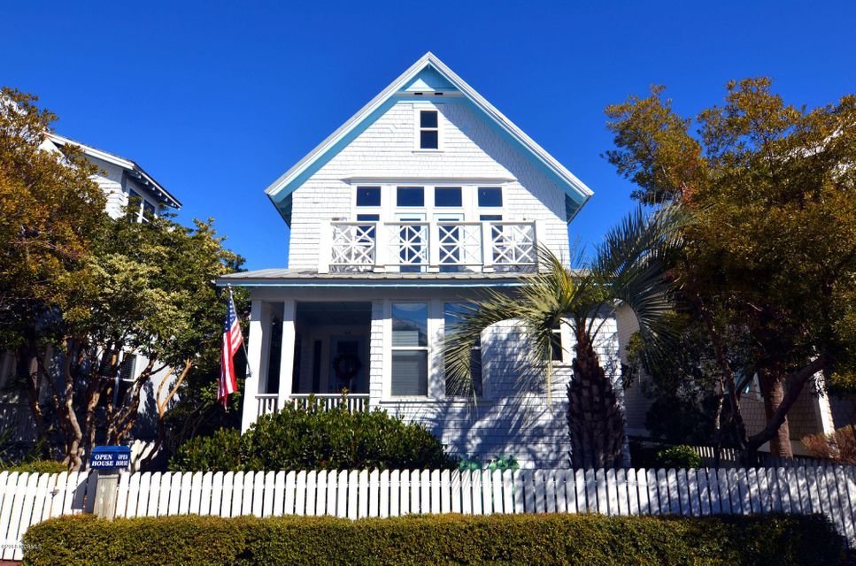 44  Transom   Row, Bald Head Island, North Carolina