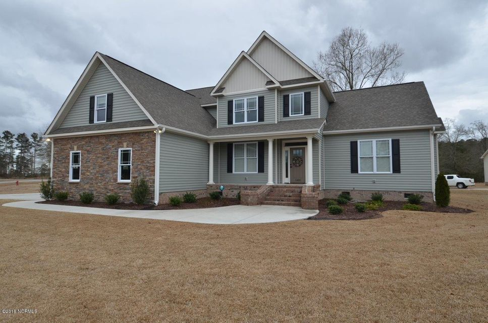 Property for sale at 1432 Ivory Drive, Grimesland,  NC 27837
