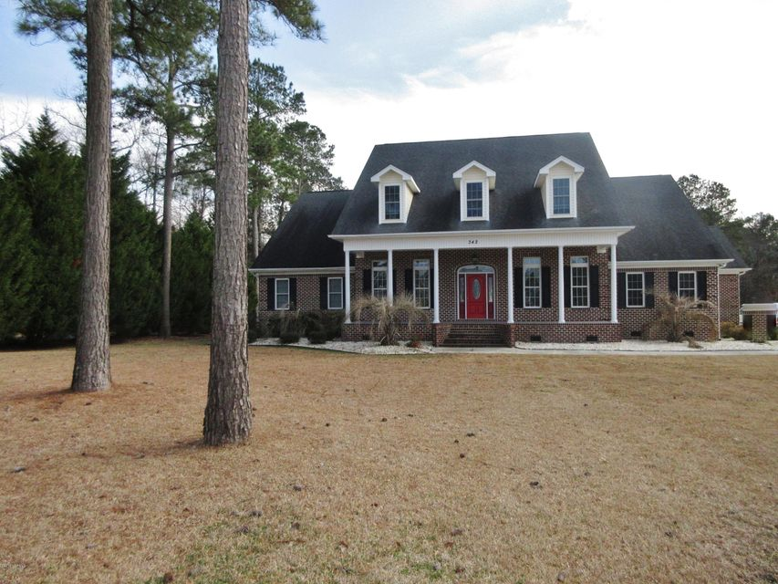 Property for sale at 342 Royal Bluff Road, Jacksonville,  NC 28540