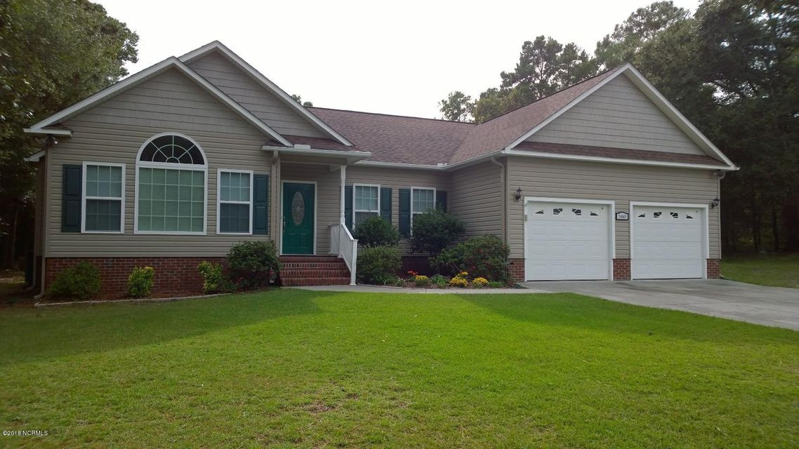 Property for sale at 580 Phillips Drive, Arapahoe,  North Carolina 28510