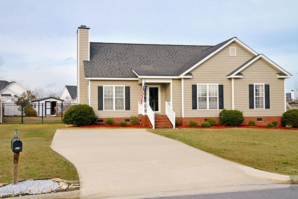 Property for sale at 619 Olive Place, Winterville,  NC 28590
