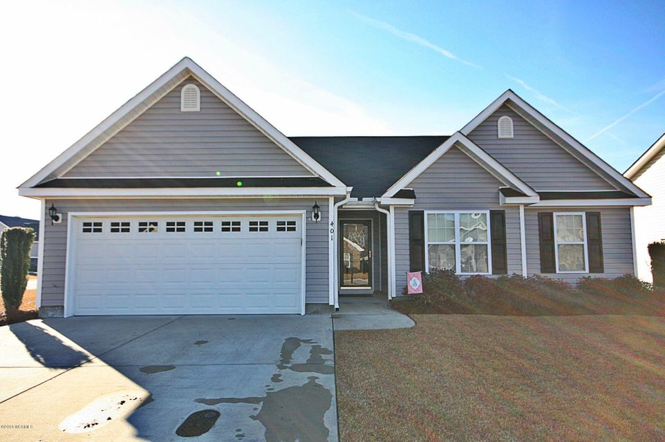 Property for sale at 401 Rockland Drive, Greenville,  NC 27858