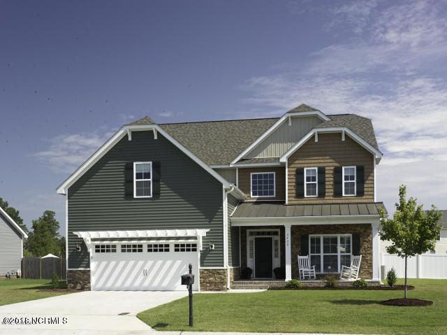 Property for sale at 3429 Rounding Bend Drive, Winterville,  NC 28590