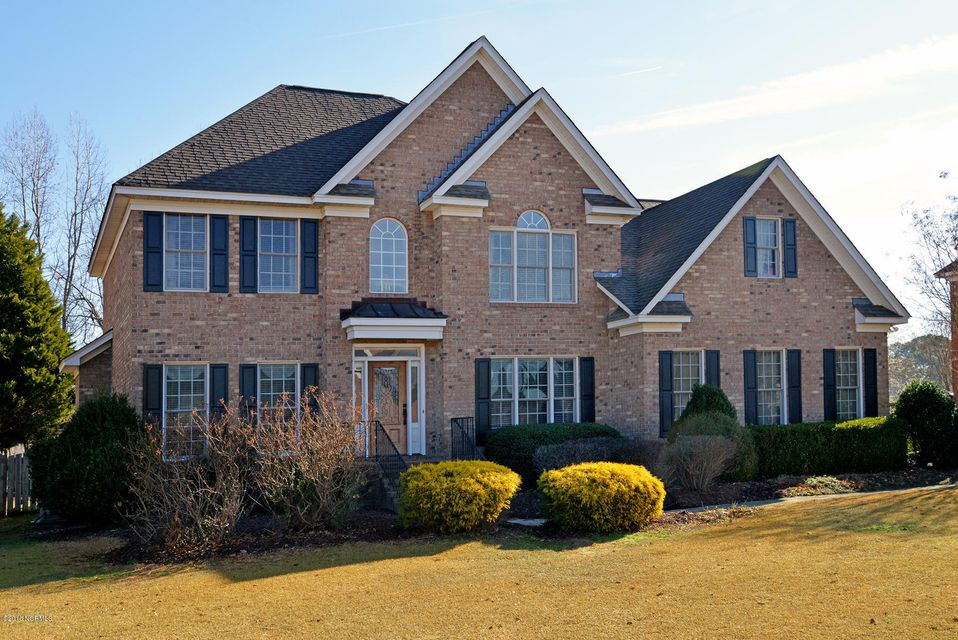 Property for sale at 1715 Woodwind Drive, Greenville,  NC 27858