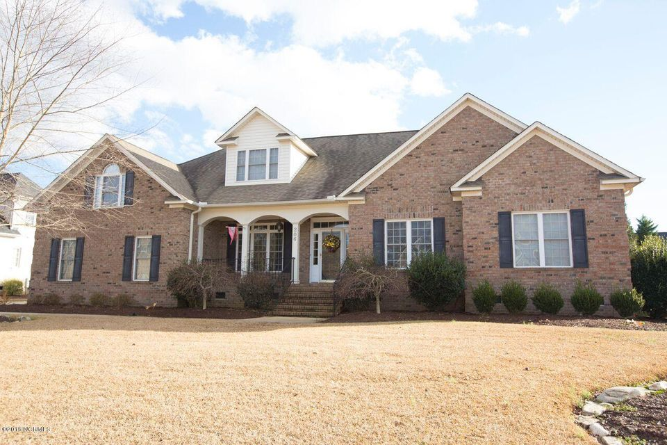 Property for sale at 206 Campden Way, Greenville,  NC 27858