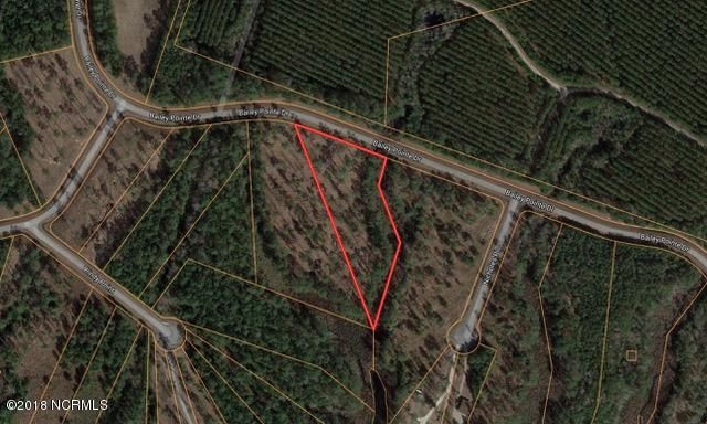 Lot 32 Bailey Pointe Drive,Belhaven,North Carolina,Residential land,Bailey Pointe,100102597