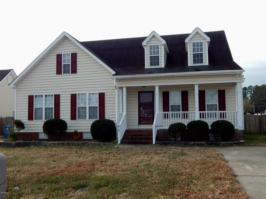 Property for sale at 612 Ashley Meadows Drive, Winterville,  NC 28590
