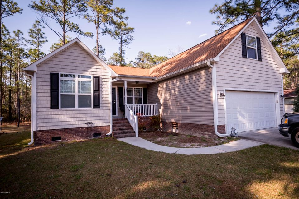 2318 Caracara Drive,New Bern,North Carolina,3 Bedrooms Bedrooms,7 Rooms Rooms,2 BathroomsBathrooms,Single family residence,Caracara,100106345