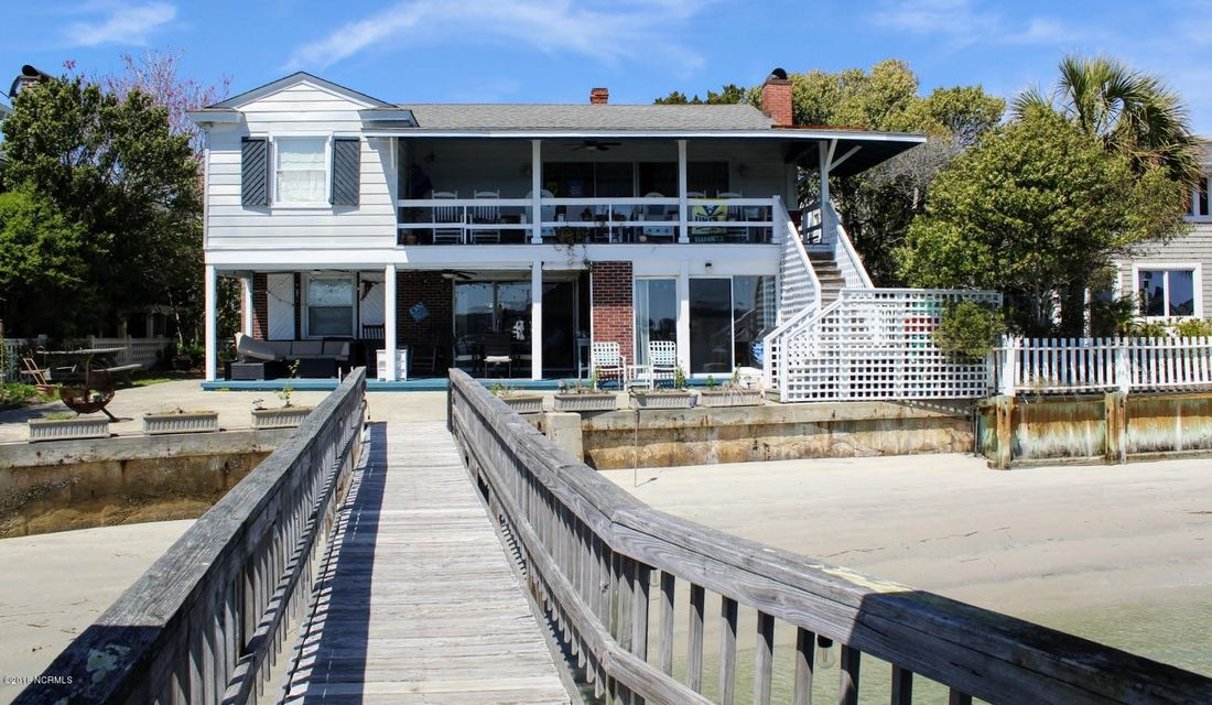 Property for sale at 111 S Channel Drive, Wrightsville Beach,  NC 28480