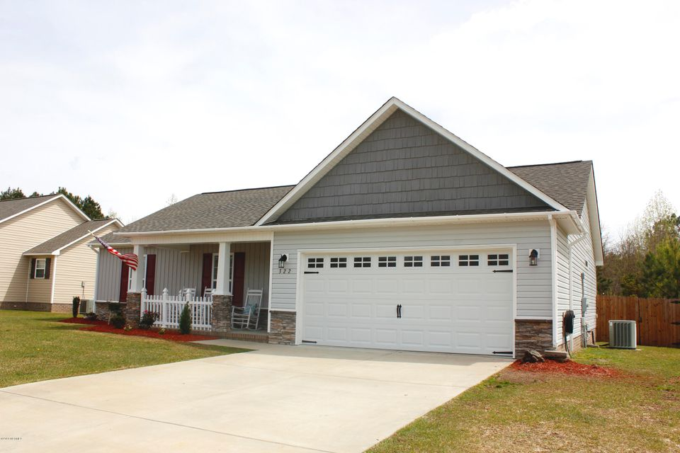 Property for sale at 322 Tamarack Drive, Ayden,  NC 28513