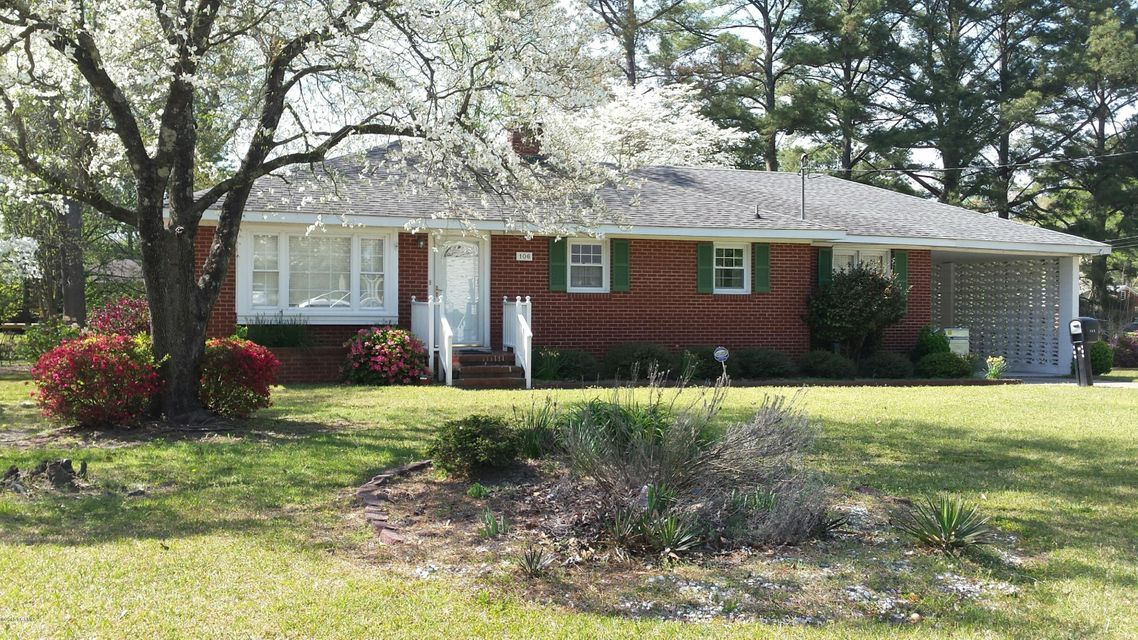Property for sale at 106 Woodside Avenue, Williamston,  NC 27892