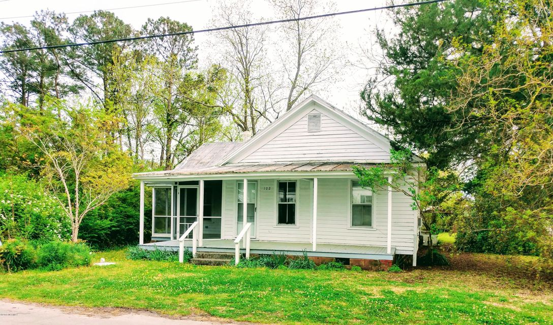 102 Elm Street,Vandemere,North Carolina,3 Bedrooms Bedrooms,6 Rooms Rooms,2 BathroomsBathrooms,Single family residence,Elm,100112089