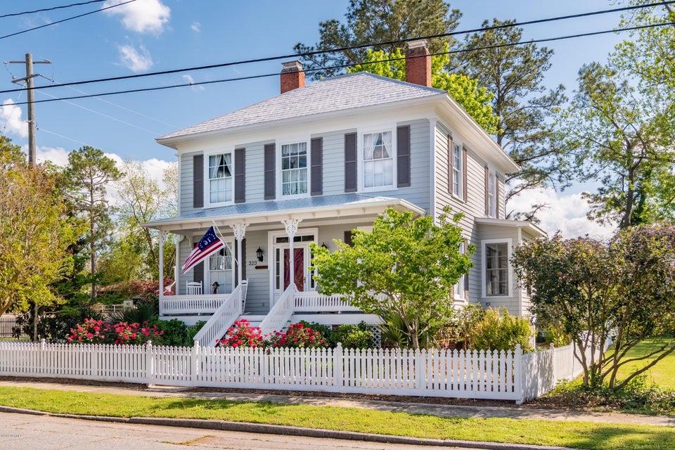 Property for sale at 323 E 2nd Street, Washington,  NC 27889