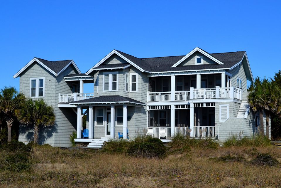 20  Coquina   Trail, Bald Head Island, North Carolina