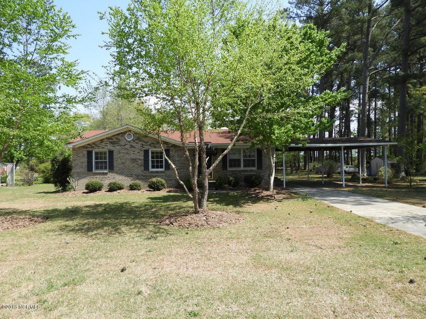 Property for sale at 4821 Greenpine Road, Farmville,  NC 27828