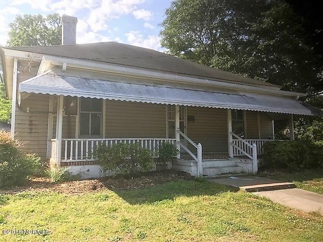 501 Howard Avenue,Tarboro,North Carolina,3 Bedrooms Bedrooms,5 Rooms Rooms,1 BathroomBathrooms,Single family residence,Howard,100115792