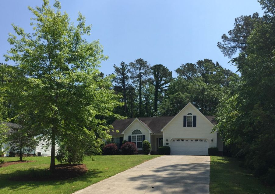 105 Hawkes Pointe New Bern,North Carolina,3 Bedrooms Bedrooms,8 Rooms Rooms,2 BathroomsBathrooms,Single family residence,Hawkes Pointe,100093695