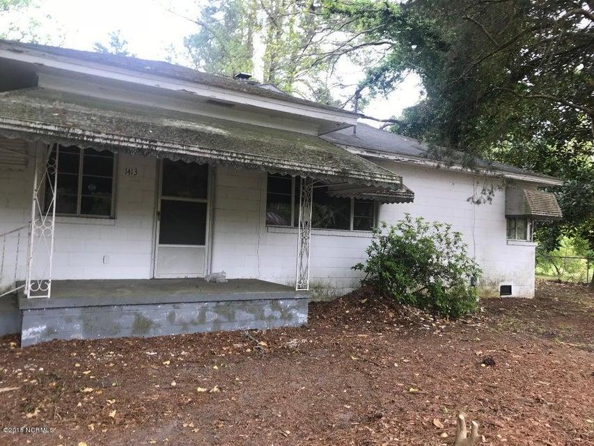 1413 Parker Street,Kinston,North Carolina,3 Bedrooms Bedrooms,5 Rooms Rooms,1 BathroomBathrooms,Single family residence,Parker,100116130