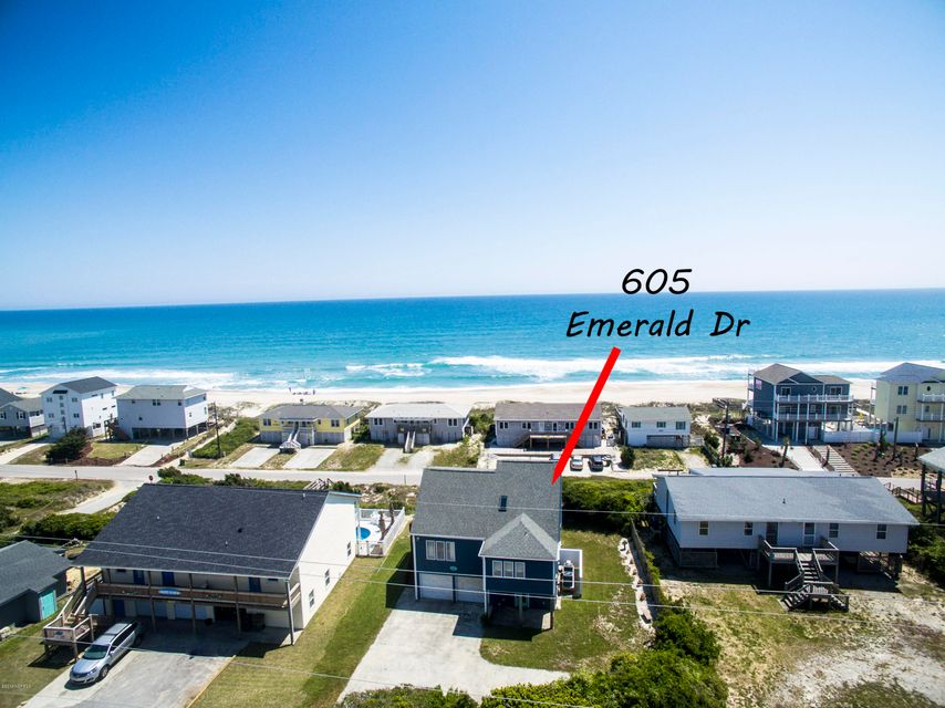 605 Emerald Drive,Emerald Isle,North Carolina,3 Bedrooms Bedrooms,8 Rooms Rooms,3 BathroomsBathrooms,Single family residence,Emerald,100115541
