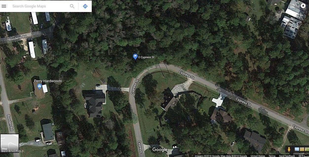 0 Cypress Street,Burgaw,North Carolina,Residential land,Cypress,100113424