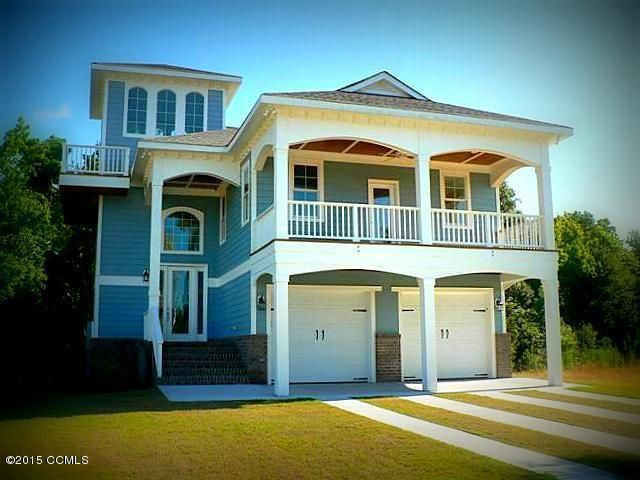 Property for sale at 109 Hardwick Lane, Newport,  NC 28570