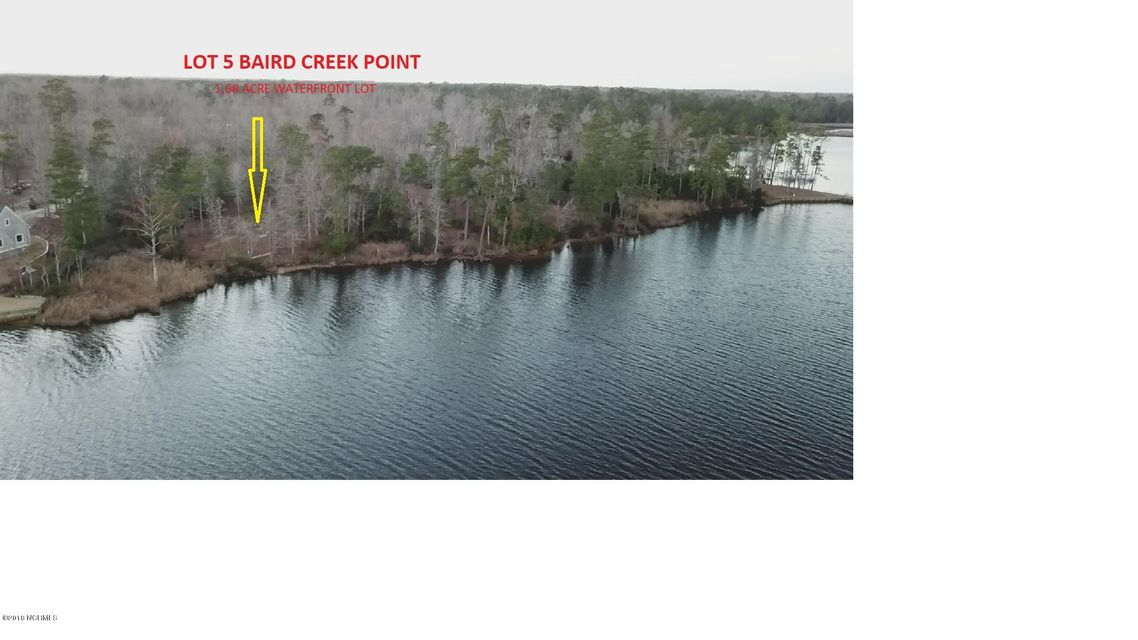 Property for sale at 404 Baird Point Road, Grantsboro,  North Carolina 28529